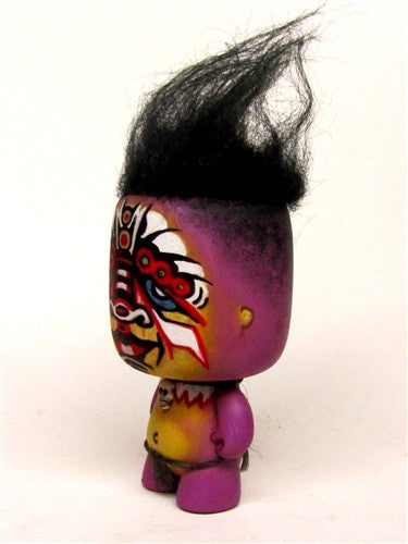 The 3 Tribesmen: Voodoo Bud by NEMO NEMO Custom Tenacious Toys®