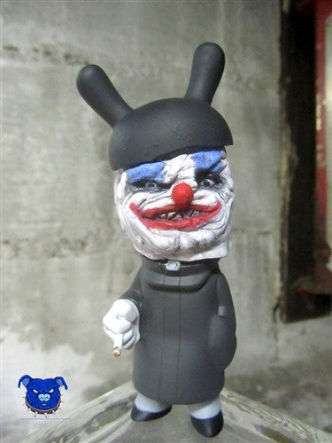 Trash Mouth Gobi Dunny Klown by NEMO NEMO Custom Tenacious Toys®