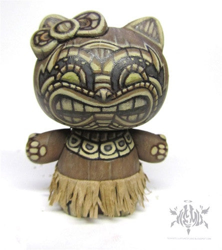 Mike NEMO Mendez Hello Tiki Hello Kitty custom vendor-unknown Custom Tenacious Toys®