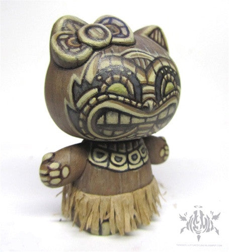 Mike NEMO Mendez Hello Tiki Hello Kitty custom vendor-unknown Tenacious Toys®