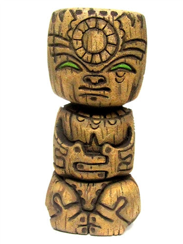 Spring Tiki 5-inch sculpture by NEMO vendor-unknown Custom Tenacious Toys®