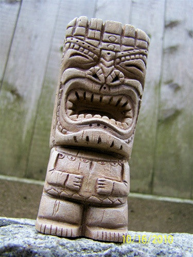 Mike NEMO Mendez Tiki carving vendor-unknown Tenacious Toys®