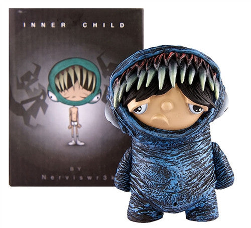 The Inner Child Blue by Nerviswr3k -TENACIOUS EXCLUSIVE - Tenacious Toys® - 2