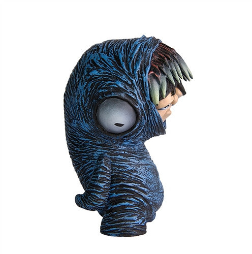 The Inner Child Blue by Nerviswr3k -TENACIOUS EXCLUSIVE Suburban Vinyl Tenacious Toys®