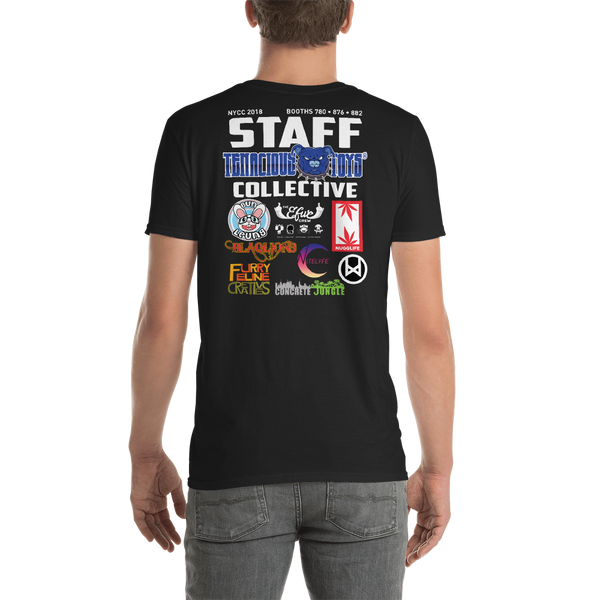 Tenacious Collective NYCC 2018 Booth Staff T-Shirt