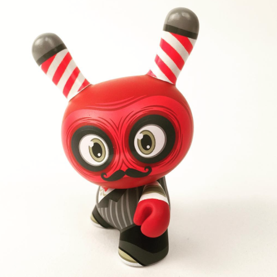 Kidrobot The Odd Ones Dunny Mini Series by Scott Tolleson SEALED CASE PLUS CASE EXCLUSIVE - Tenacious Toys® - 9