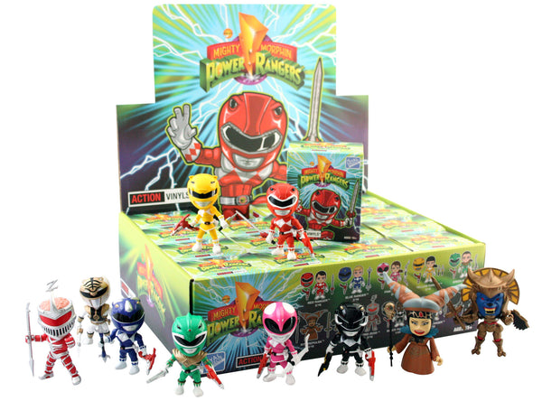 Mighty Morphin Power Rangers Blind Box Action Vinyls Mystery Figure by The Loyal Subjects - Tenacious Toys® - 2