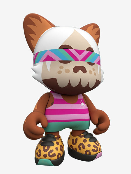 Pete Fowler Ovnik SuperJanky Maui Edition 8-inch vinyl figure by Superplastic