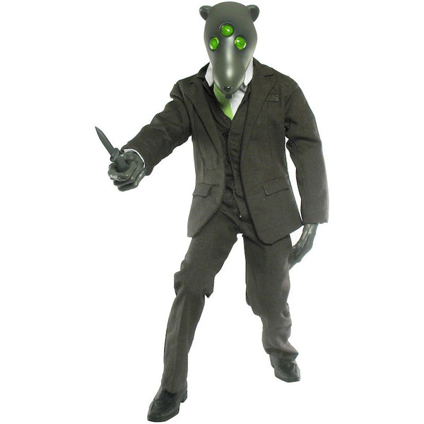 Playge Rat - Playge Edition 1:6-scale figure - Tenacious Toys® - 2
