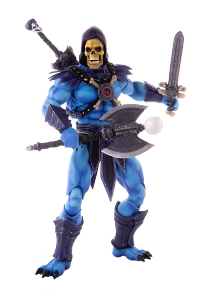 Masters of the Universe Skeletor 1/6 Scale Figure by Mondo PREORDER