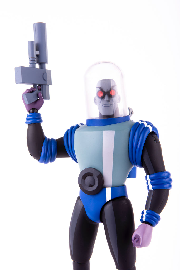 Mr. Freeze 1/6 Scale Figure from Batman The Animated Series by Mondo PREORDER