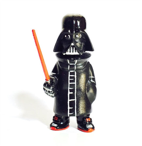 Lord Vader Rollin Gobi custom by Cash Cannon - Tenacious Toys® - 1