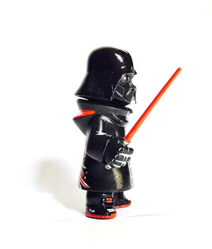 Lord Vader Rollin Gobi custom by Cash Cannon - Tenacious Toys® - 2