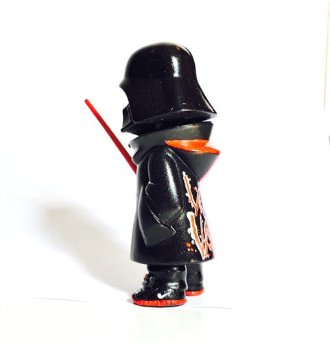 Lord Vader Rollin Gobi custom by Cash Cannon - Tenacious Toys® - 3