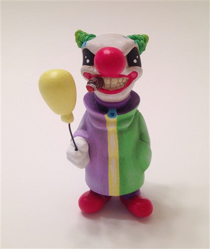 Clownin Around Gobi Custom by Chris Holifield vendor-unknown Tenacious Toys®