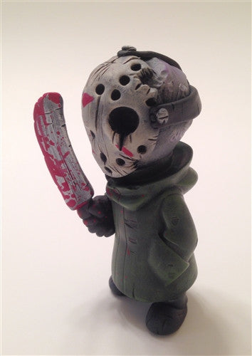 Jason Gobeez Gobi Custom by Chris Holifield - Tenacious Toys® - 2