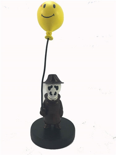 The Watchmen's Rorschach Rollin Gobi Custom with Custom BalloonHero by Dad's Cartoons vendor-unknown Tenacious Toys®