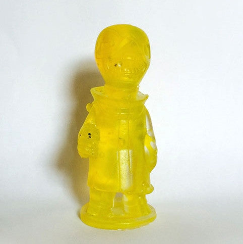 Yellow Glass Rollin Gobi by ToyGodd vendor-unknown Resin Tenacious Toys®