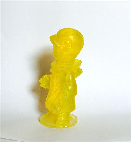 Yellow Glass Rollin Gobi by ToyGodd - Tenacious Toys® - 2