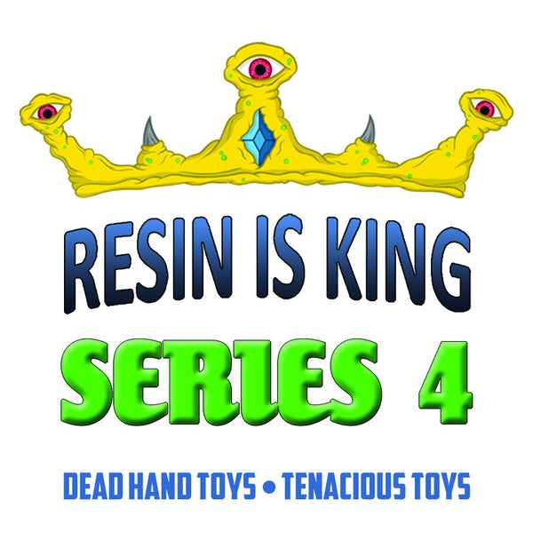 Resin Is King Series 4 Blind Box Mystery Figure