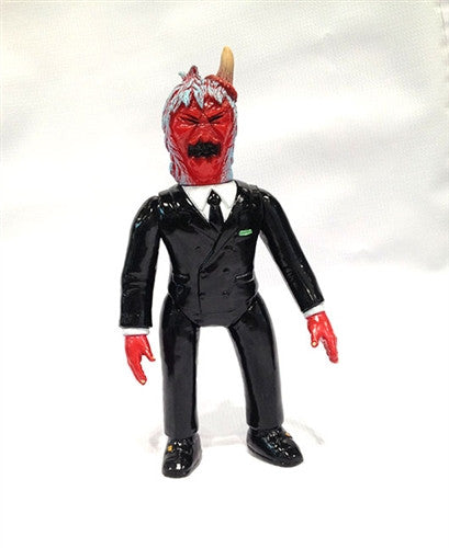 NYCC Exclusive Manhattan Salary Ugly Unicorn by Rampage Toys - Tenacious Toys®