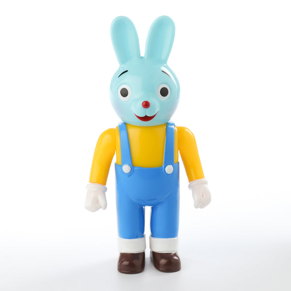 Pointless Island Rabbit Worker 5-inch vinyl figure by Awesome Toys