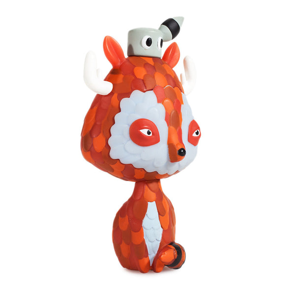 Kidrobot Horrible Adorables Spruce Spricket 4in vinyl figure - Tenacious Toys® - 2