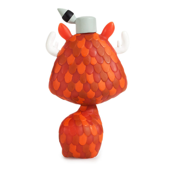 Kidrobot Horrible Adorables Spruce Spricket 4in vinyl figure - Tenacious Toys® - 3