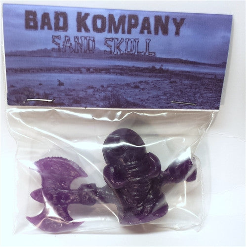 Bad Kompany Thermal Color Change Sand Skull by Super Sandbagger vendor-unknown Tenacious Toys®