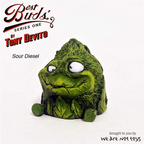 Tony Devito Best Buds Blind Boxed Resin Figures by We Are Not Toys vendor-unknown Resin Tenacious Toys®