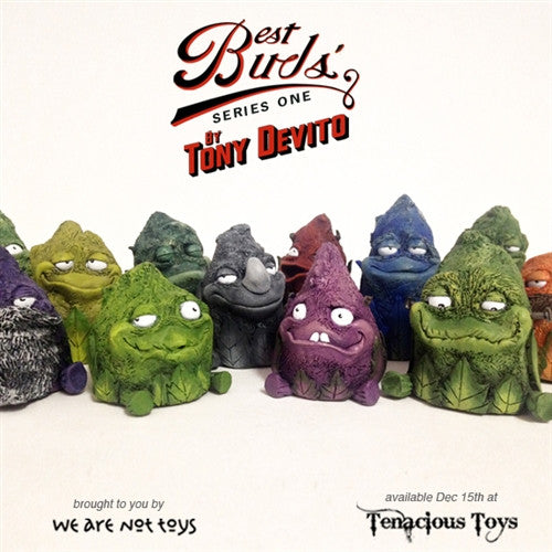 Tony Devito Best Buds Resin Figure FULL SERIES by We Are Not Toys - Tenacious Toys® - 1