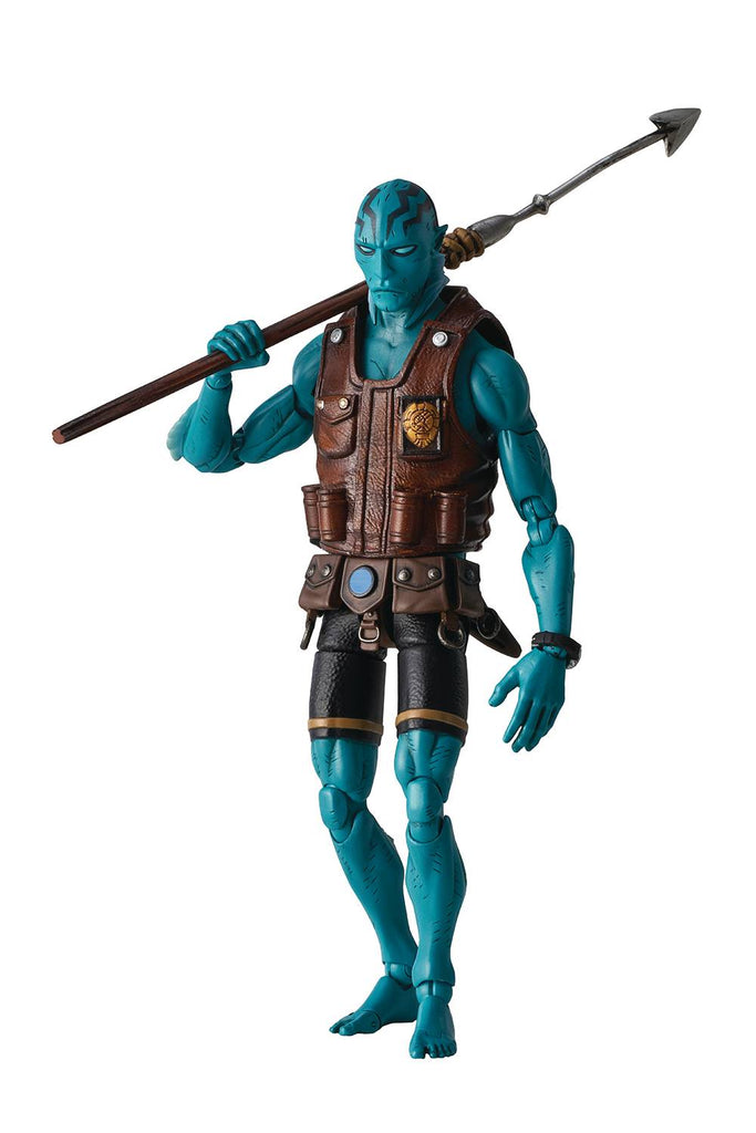 Hellboy Abe Sapien 1:12-scale action figure by 1000toys x Mike Mignola PREORDER ships Aug 2020 1000toys Action Figure Tenacious Toys®