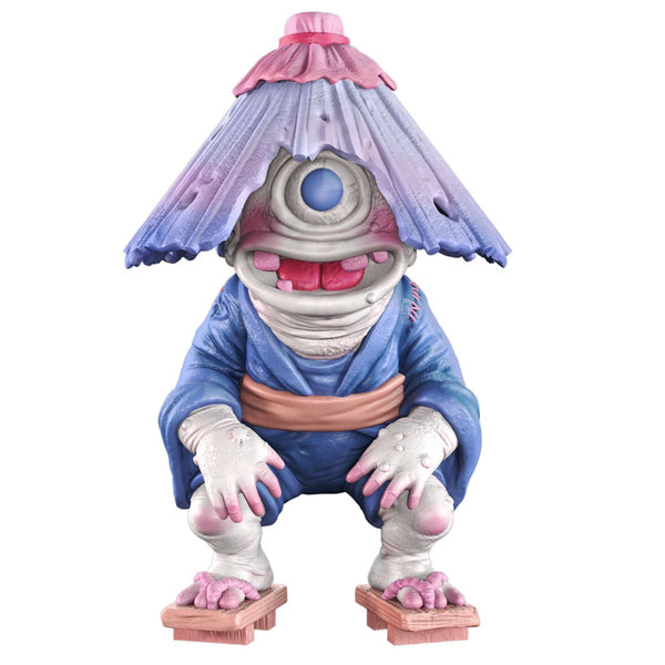 Super Kaiju Corps Sakura Kozou 6-inch vinyl figure by Mighty Jaxx