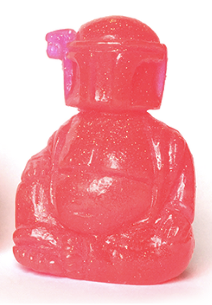 Buddha Fett 3.5-inch Resin Figure by Forces of Dorkness Forces of Dorkness Resin Tenacious Toys®