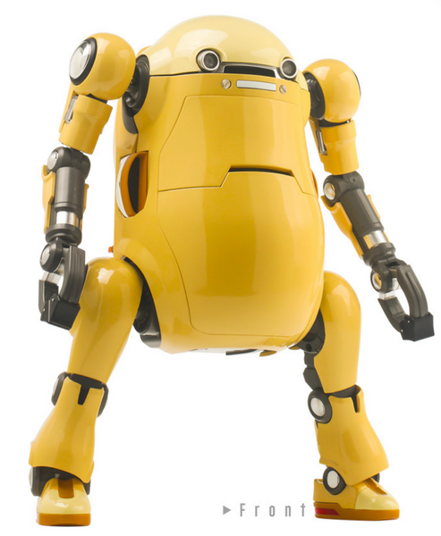 Mechatro 12 WeGo ISO 22cm Robot Action Figure
