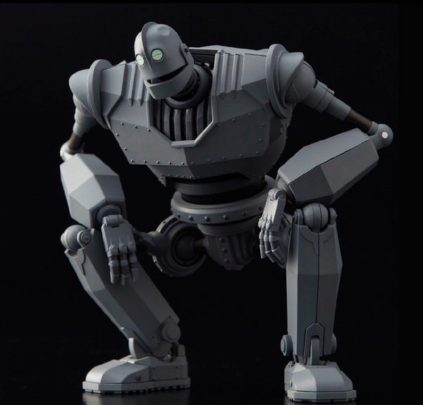 RIOBOT Iron Giant 16cm Die Cast Action Figure by 1000toys PREORDER