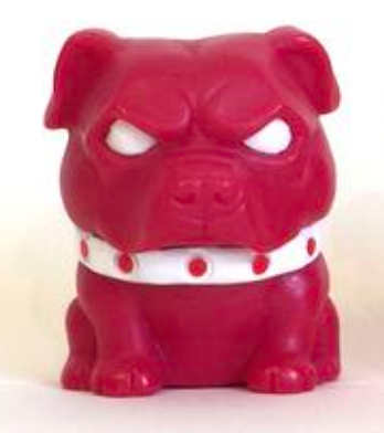 "Dangersicle Danger Dog 2.25"" resin figure Tenacious Toys Exclusive Tenacious Toys Resin Tenacious Toys®"