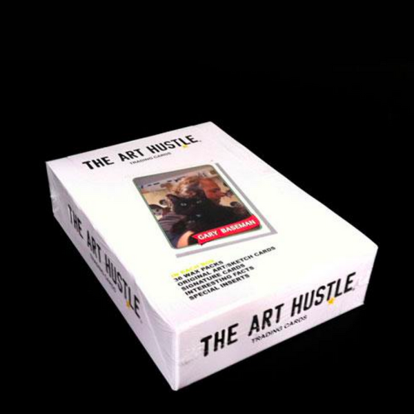The Art Hustle Series 3 Trading Cards Wax Pack
