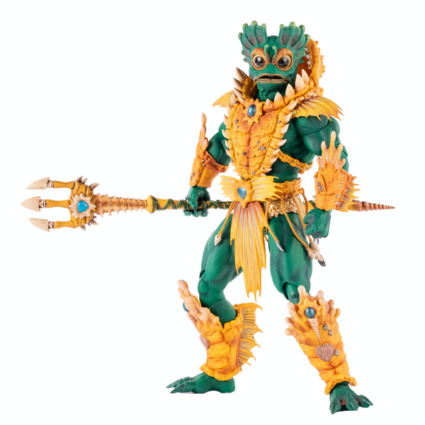 Masters of the Universe Mer-Man 1/6 Scale Figure by Mondo PREORDER ships 2020