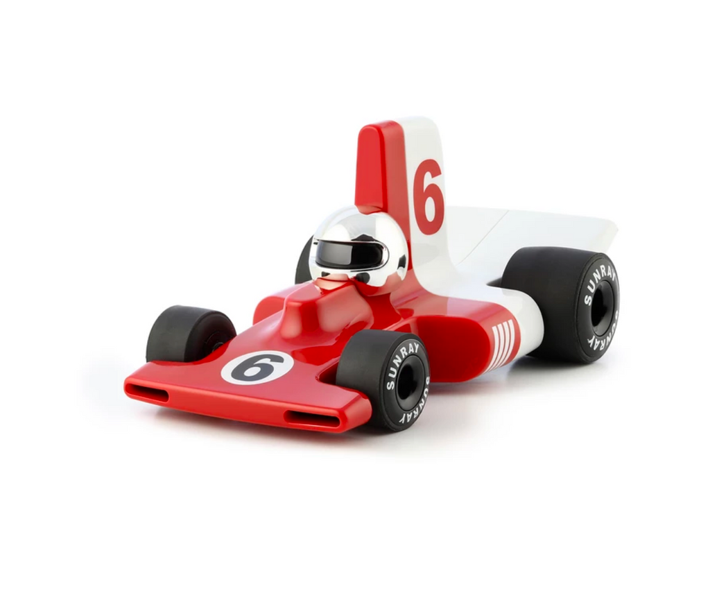 Playforever Verve Velocita Racing Car Red Jean Edition Playforever Children Tenacious Toys®