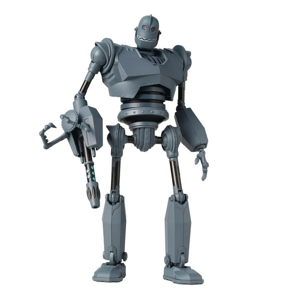 RIOBOT Iron Giant BATTLE MODE die-cast 160mm action figure by 1000toys PREORDER SHIPS FEB 2020