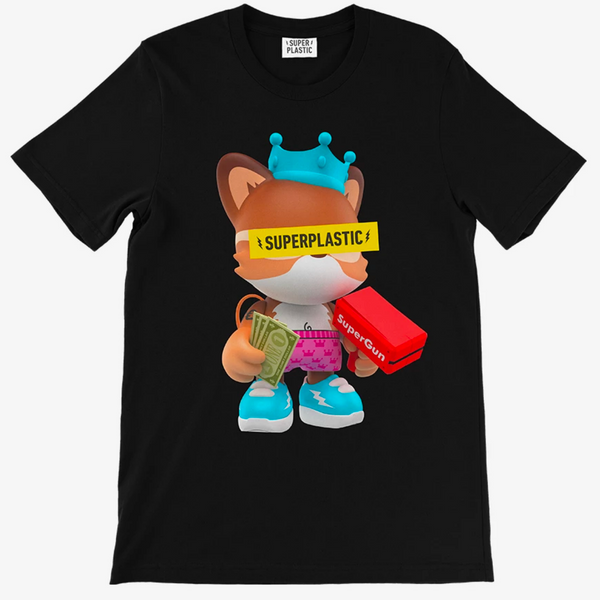 Superplastic King Janky The Third CENSORED Tee - UNISEX