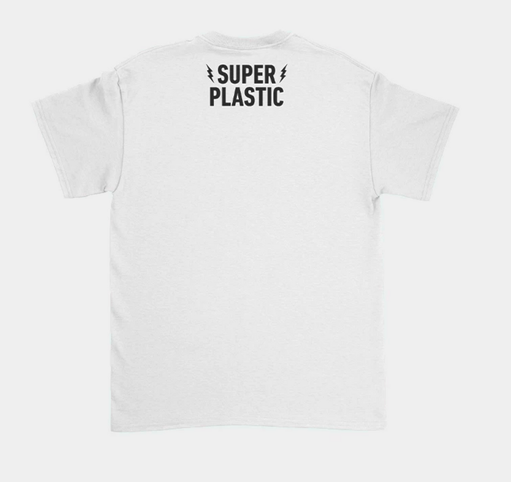"Superplastic Pete Fowler ""IT ME!"" Hench Heavyweight Tee - Unisex Superplastic Apparel Tenacious Toys®"