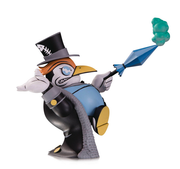 Joe Ledbetter x DC Artists Alley Penguin 6.6-inch vinyl figure DC Comics Vinyl Art Toy Tenacious Toys®