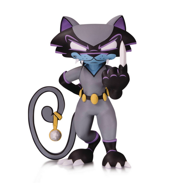 Joe Ledbetter x DC Artists Alley Catwoman 6.6-inch vinyl figure DC Comics Vinyl Art Toy Tenacious Toys®