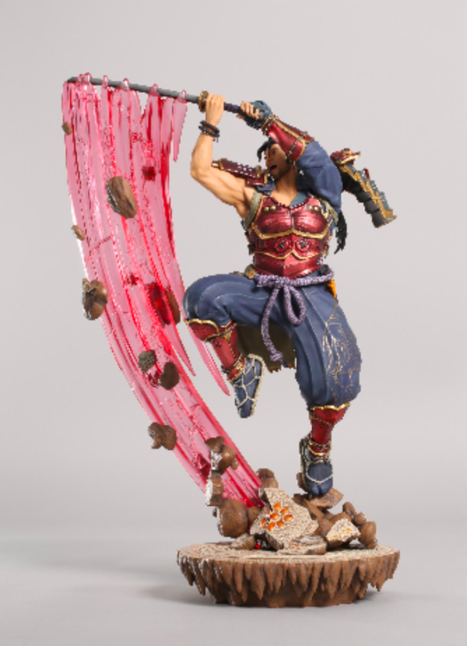 Soul Charge Soul Calibur MITSURUGI 1/8-scale PVC statue by Pure Arts PREORDER ships May 2020 Pure Arts Statue Tenacious Toys®