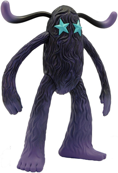 Jeff Soto The Seeker Aether black purple edition 12-inch vinyl figure 3DRetro Vinyl Art Toy Tenacious Toys®