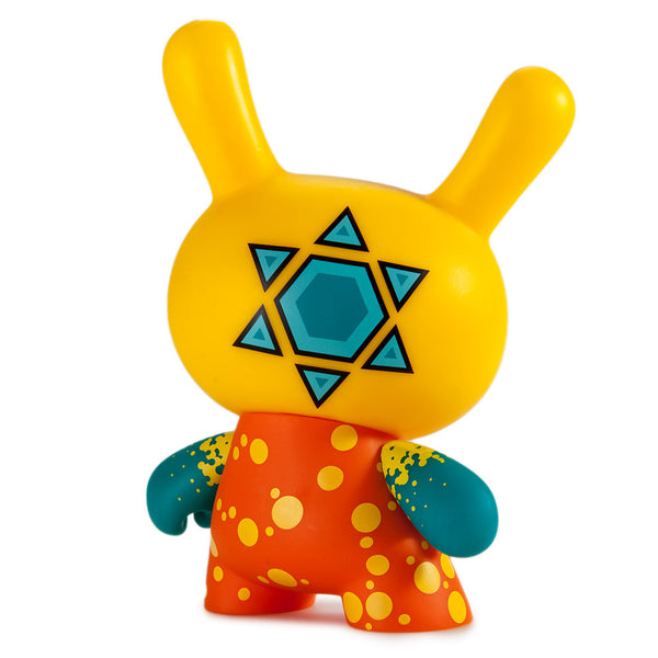 "Kidrobot Codename Unknown 5"" Dunny by Sekure D - Tenacious Toys® - 4"