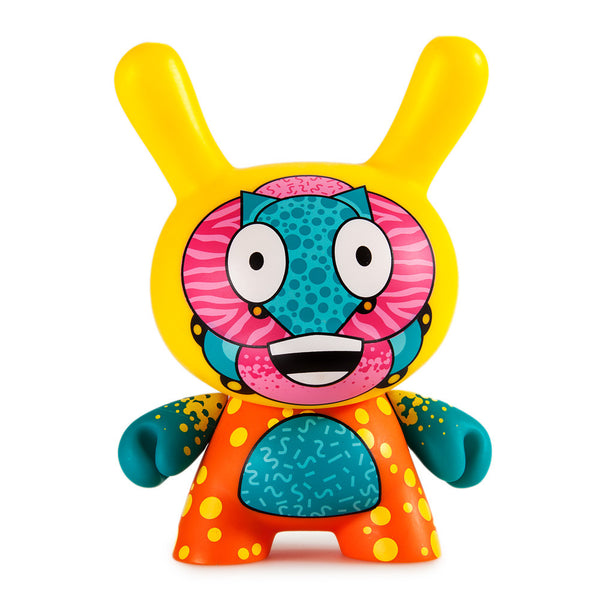 "Kidrobot Codename Unknown 5"" Dunny by Sekure D - Tenacious Toys® - 1"