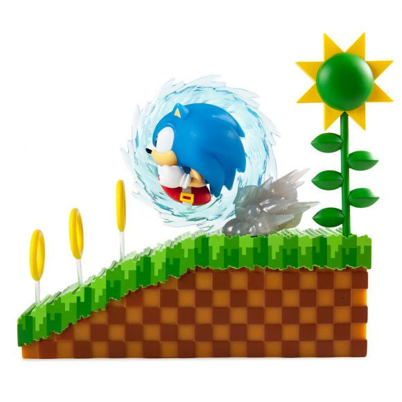Sonic the Hedgehog Medium Figure by Kidrobot - Tenacious Toys® - 4